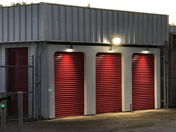 Highway 45 Bypass Storage Facility Exterior