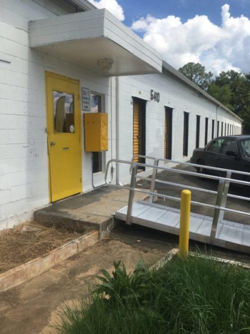 Macon Storage Center Hawkinsville Rd ADA Accessible Office