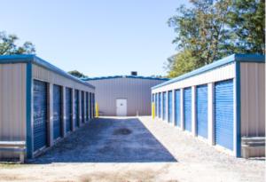 Greer Self Storage Drive Up Storage Units