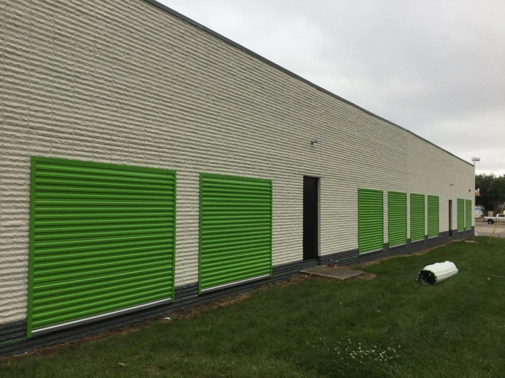 Kalamazoo Storage Center Outdoor Storage Units