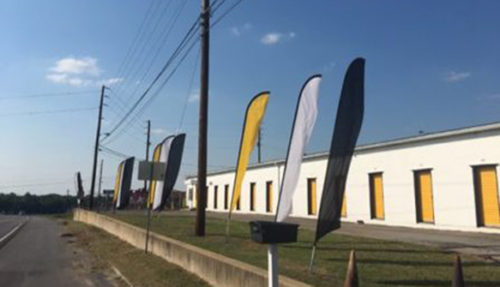 Macon Storage Center Facility Exterior