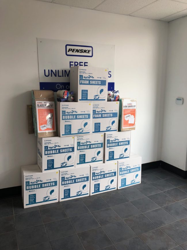 Store Here Self Storage Milwaukee Moving Supplies