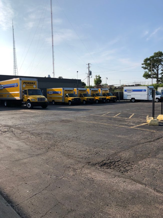 Store Here Self Storage Milwaukee Truck Rental