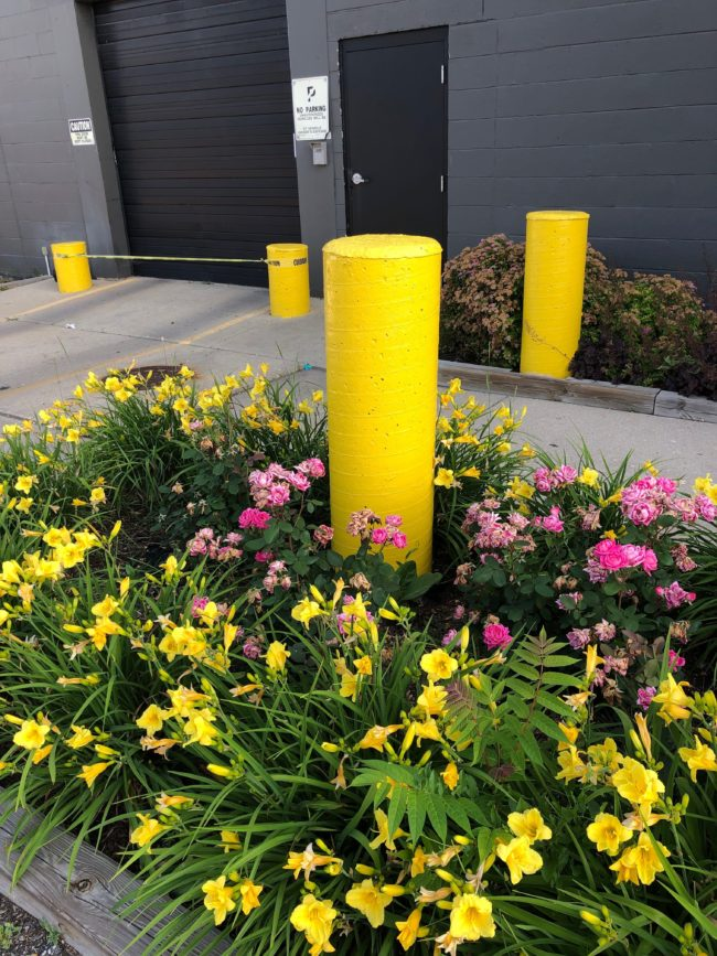 Store Here Self Storage Milwaukee Landscaping