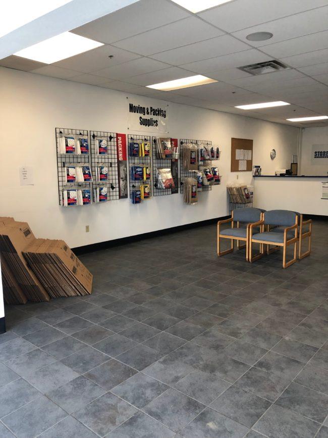 Store Here Self Storage Milwaukee Lobby