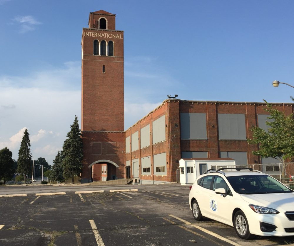 Store Here Self Storage Fort Wayne Facility Exterior
