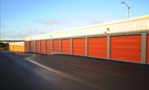 Kingston Self Storage Drive-Up Storage Units