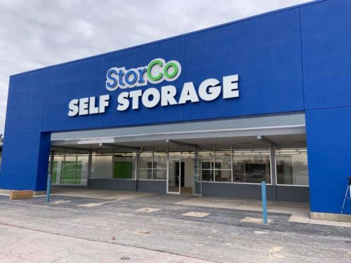 Storco Storage Solutions Facility Exterior