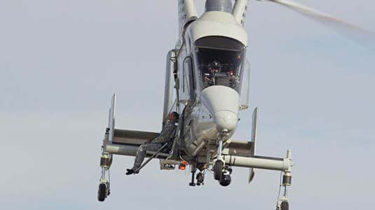 Firms Demonstrate Casualty Evacuation with Unmanned Helicopter