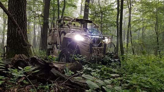 Polaris going after autonomous driving contract for Army