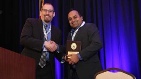 NDIA Recognizes ARA's Parag Batavia as a National Leader in Robotics