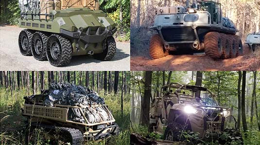 Robotic Vehicle Program Will Test Army's Acquisition Agility