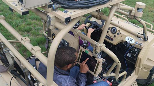 Future Robots Will Be Easy on Soldiers, Tough on Foes