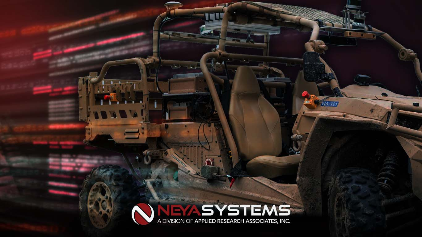 Neya Systems Announces Software Addition to US Army's RTK