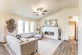 5304 E Revere Living Room