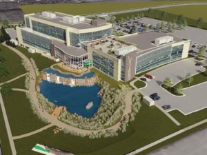Avera on Louise Health Campus in Sioux Falls