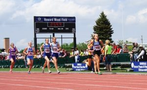 Howard Wood State Track Meet