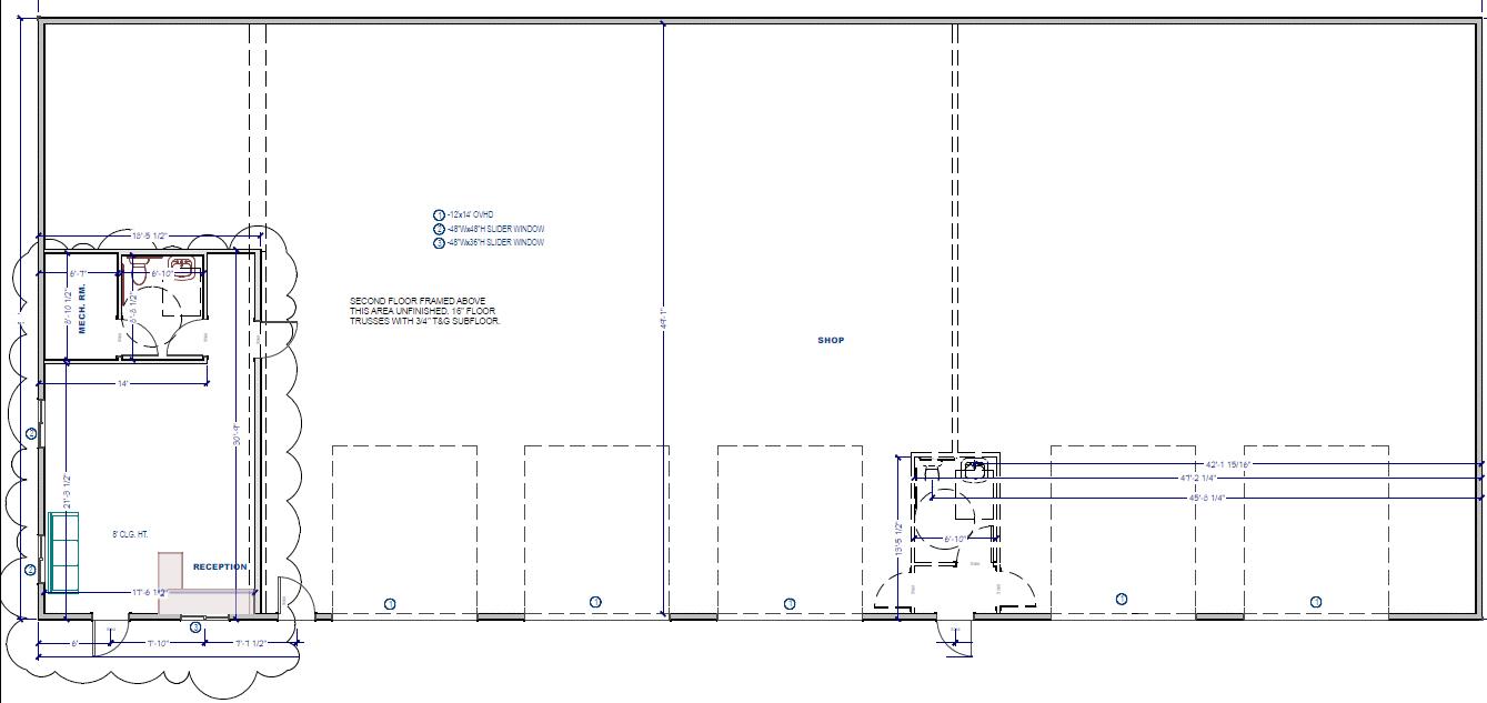 Sample Standard Floorplan