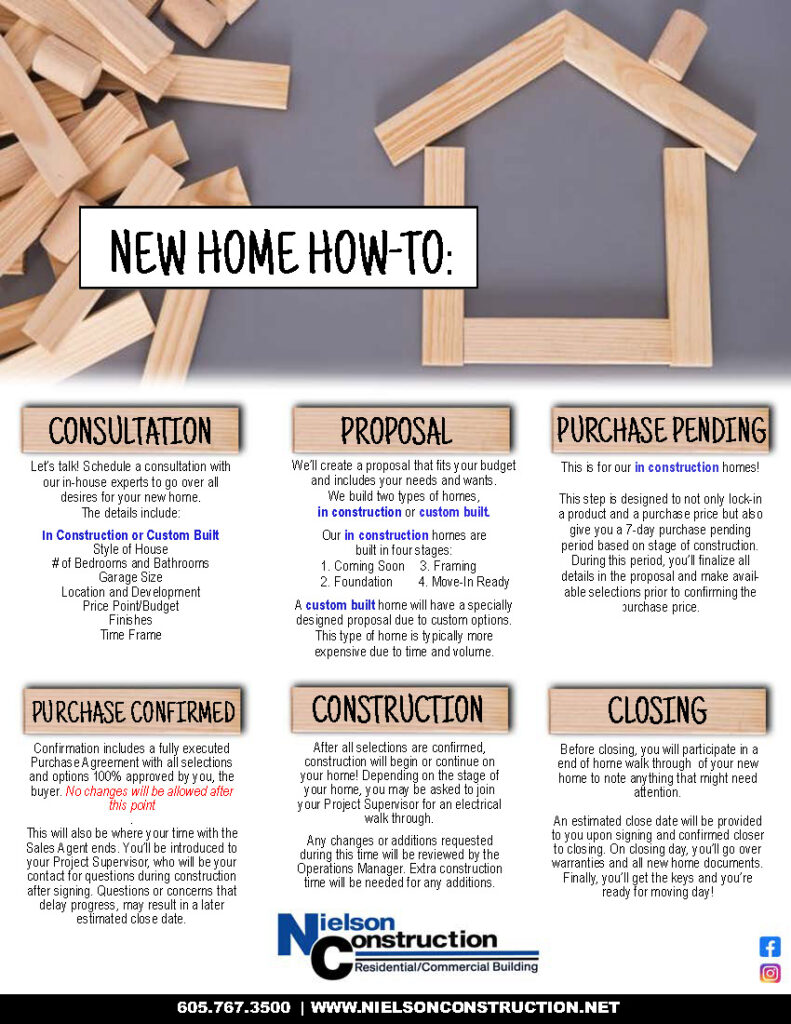 New Home How To