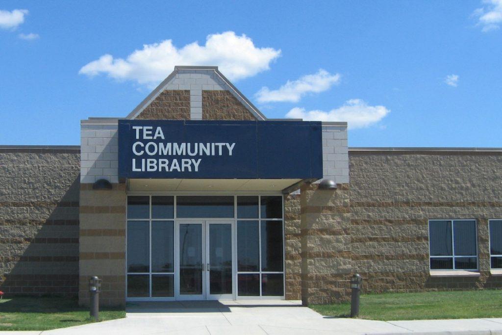 Tea Library
