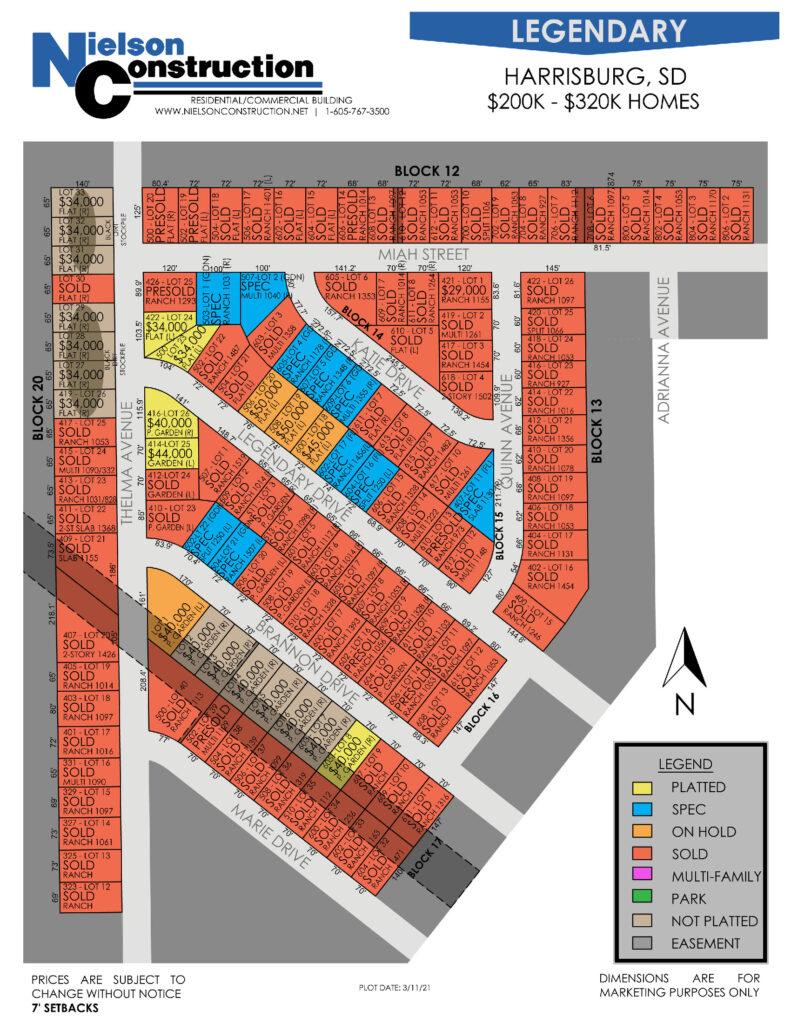 Legendary Estates 3122021