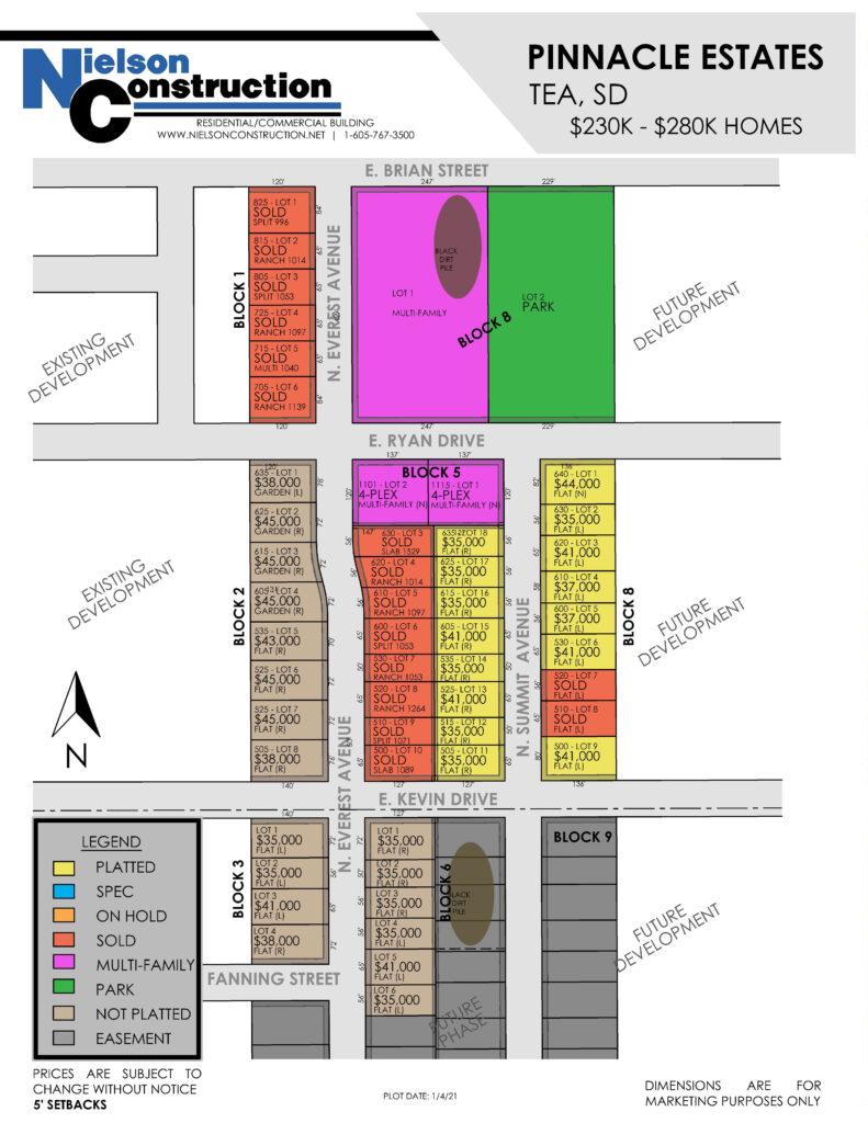 Pinnacle Estates 142021