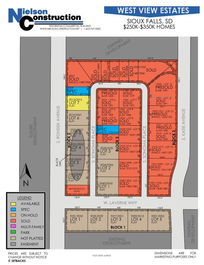 Westview Estates 4292021