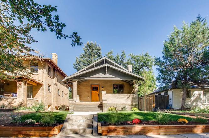Sold in Congress Park! 1350 Cook St