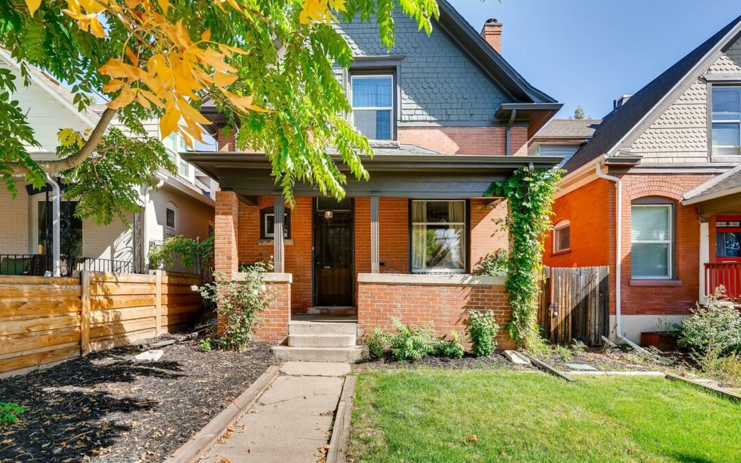 SOLD: 2 Story Turn of the Century Beauty in Highlands