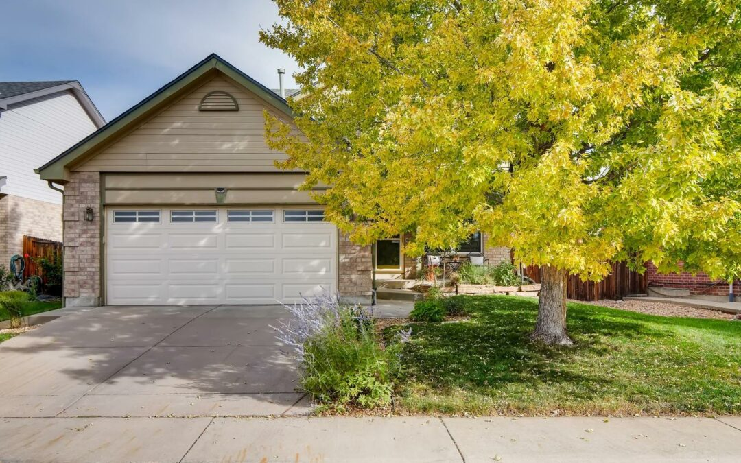 SOLD: Delightful, bright and cheery two-story in Willow Run.