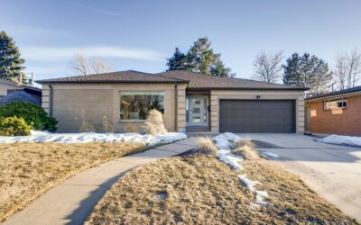 SOLD: Classic Mid-Century Ranch in Winston Downs.