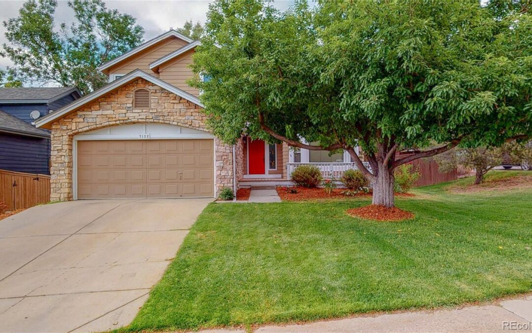 SOLD: Spacious 2 Story Home in Highlands Ranch