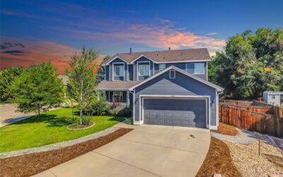 SOLD: Desirable Home in Longmont