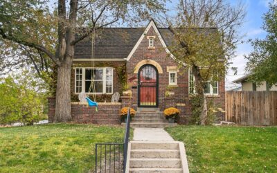 SOLD: Ivy-Covered Brick Tudor in Highland