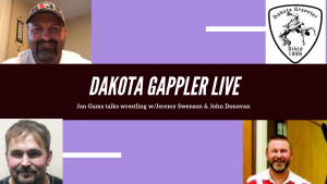 Dakota Grappler Live