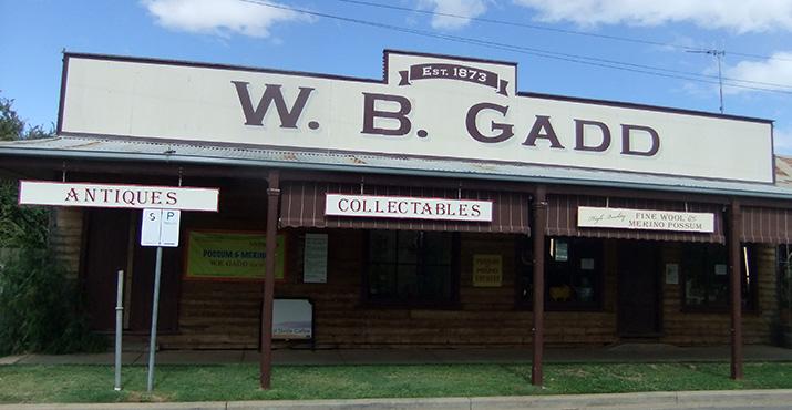 WB Gadd Store