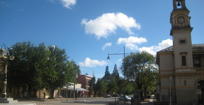 Beechworth Streetscape