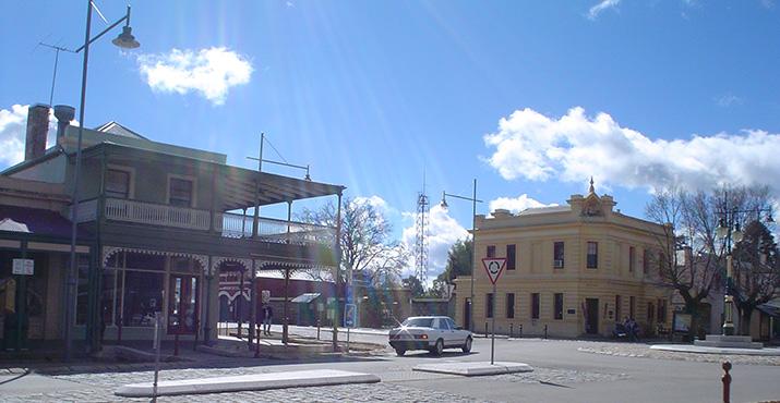Beechworth Streetscape
