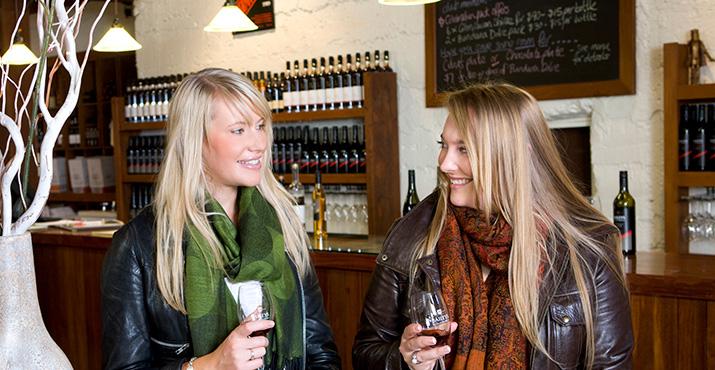 Wine Tasting at Baileys of Glenrowan