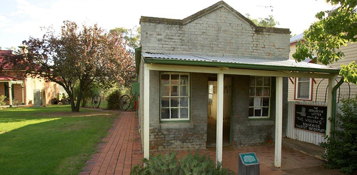 Post and Telegraph Office