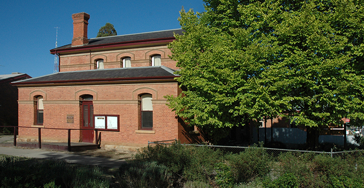 Mansfield Courthouse