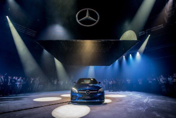 Mercedes-Benz Brand Activation