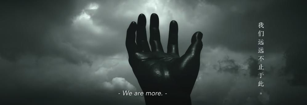 Hand-Statue-Dark-Clouds