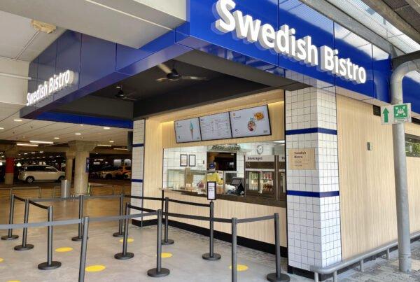 Ikea Swedish Bistro Front