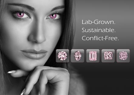Pink Lady Diamonds