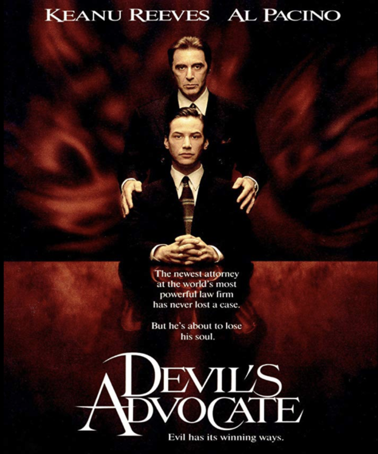 "Classic (Devil) Film Fridays – ""The Devil's Advocate"""