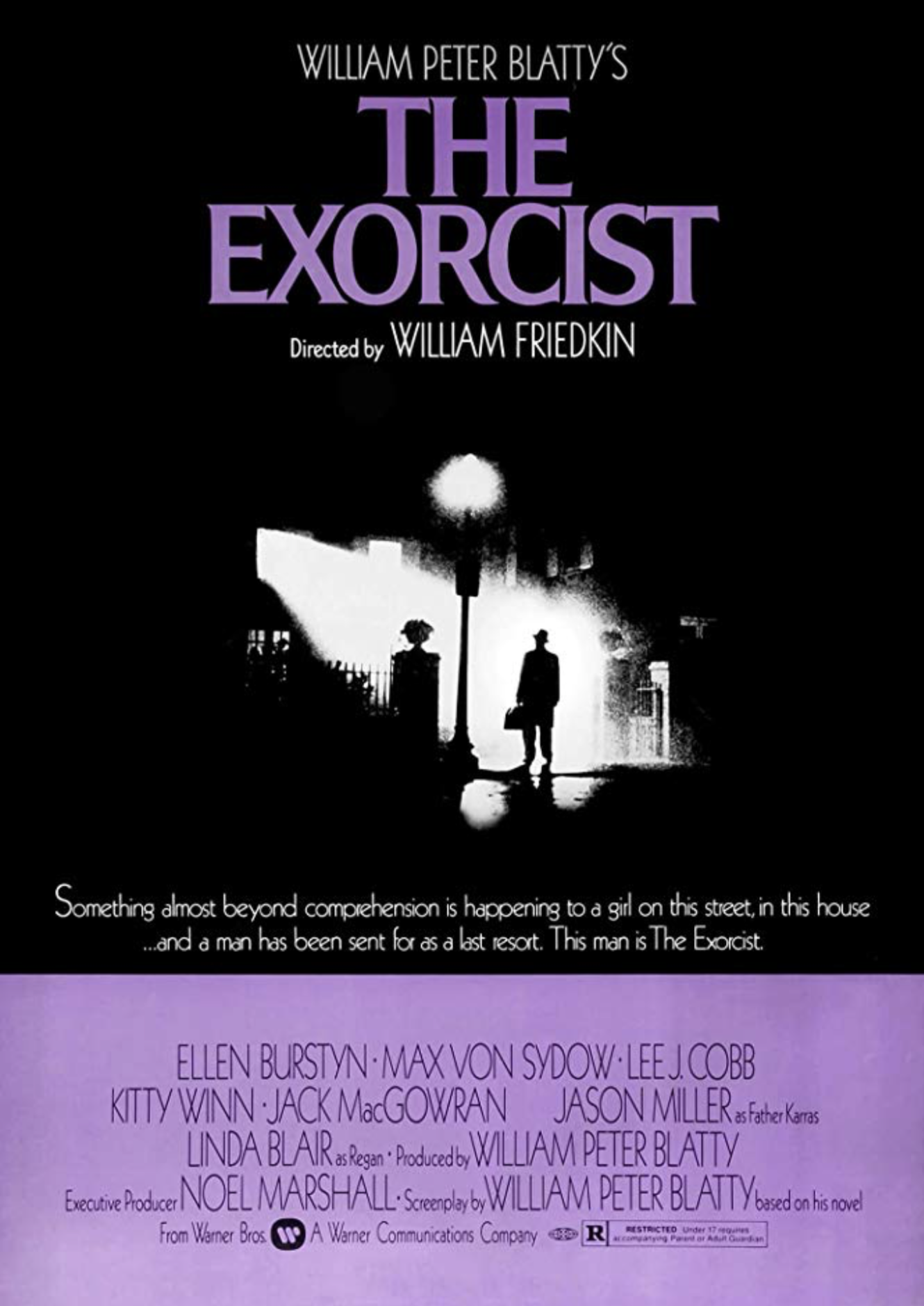 "Classic (Devil) Film Fridays – ""The Exorcist"""