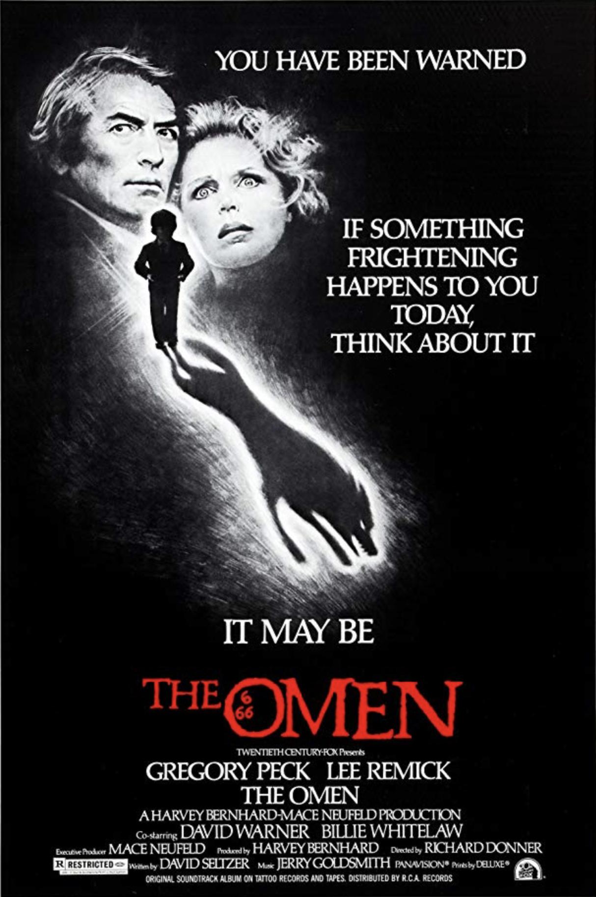 "Classic (Devil) Film Fridays – ""The Omen"""