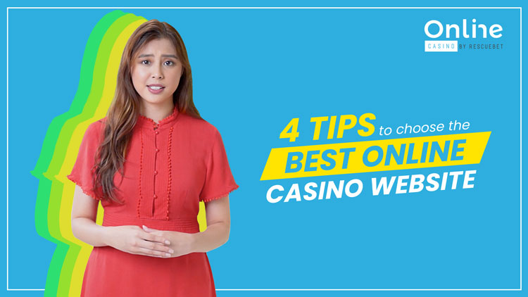 4 Tips To Choose The Best Online Casino Website Blog Featured Image