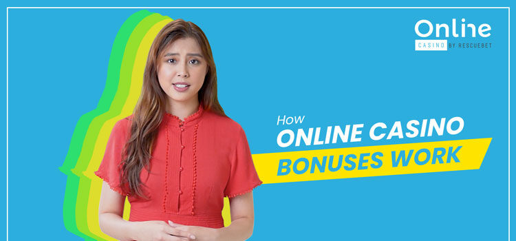 How Online Casino Bonuses Work Blog Featured Image